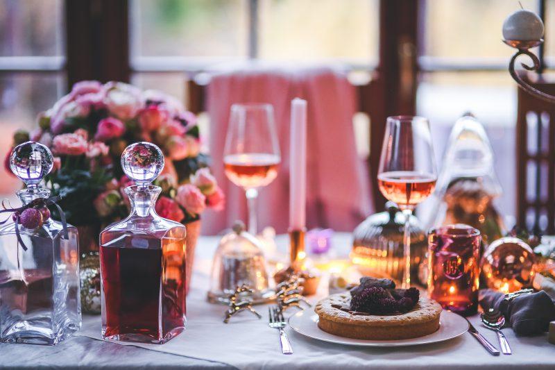 Enjoy a Christmas feast in London