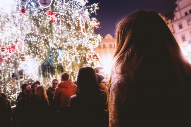 Witness the twinkle of London Christmas lights