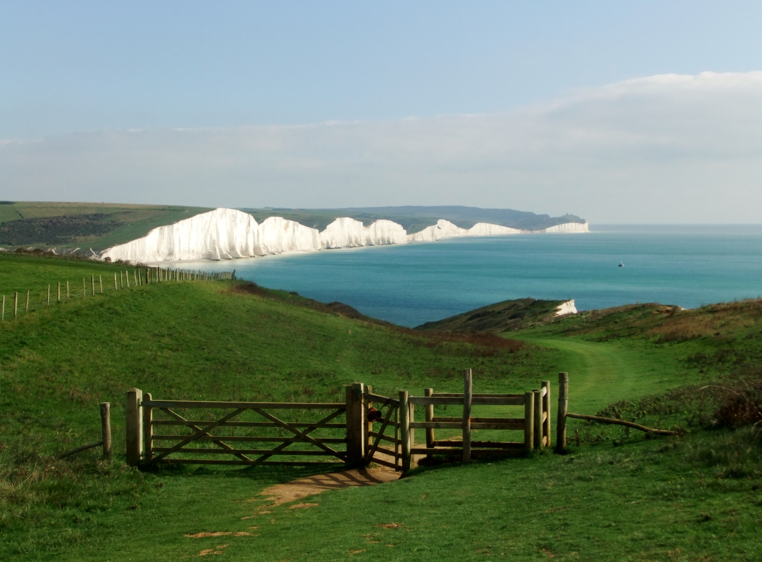Seven Sisters, East Sussex, Seaford
