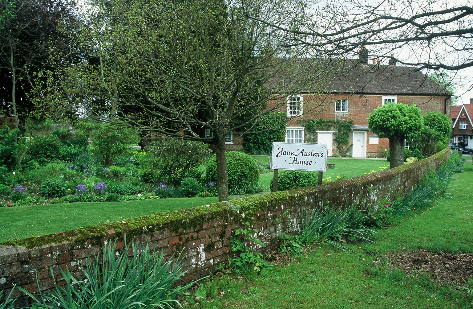 Jane Austen's House Museum (also known as Chawton Cottage)
