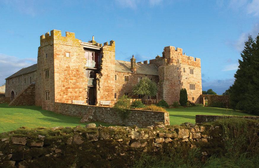 Blencowe Hall in Cumbria