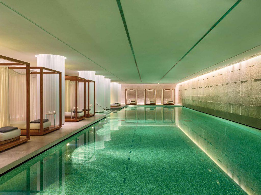 Bulgari Spa Hotel London