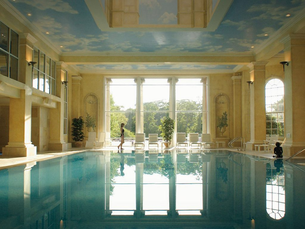 Chewton Glen Spa Hotel in Hampshire