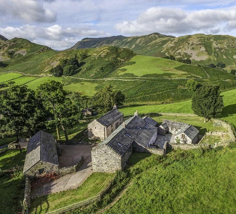 Hause Hall, Hallin Fell, Martindate, Cumbria