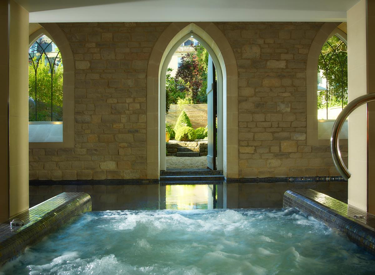 Find luxury spa breaks in the UK!