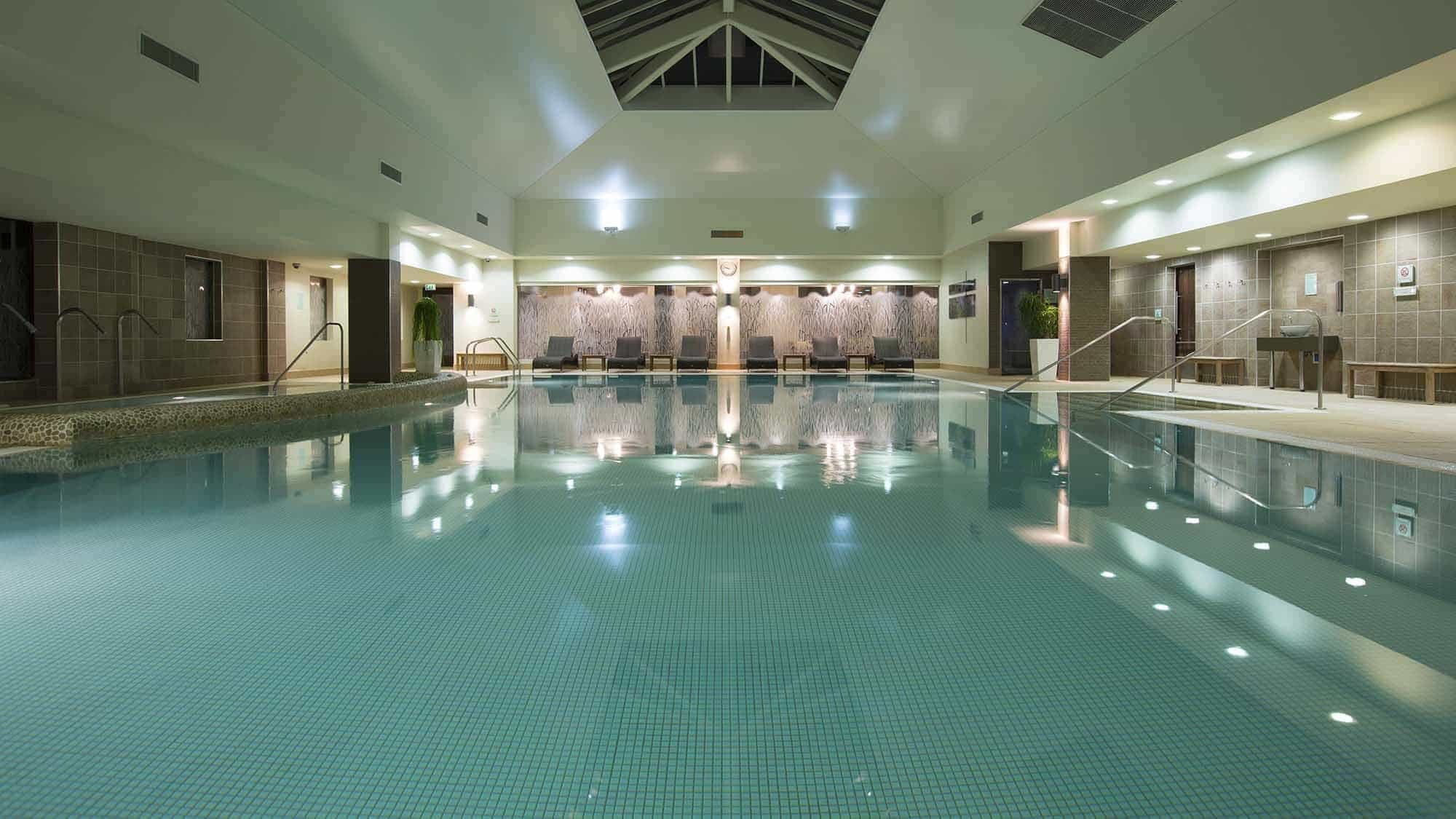 Rookery Hall Spa in Cheshire