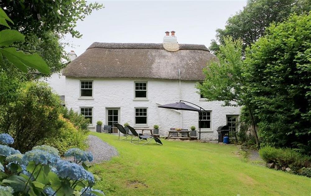 The Moors House, South Zeal, Okehampton, Devon