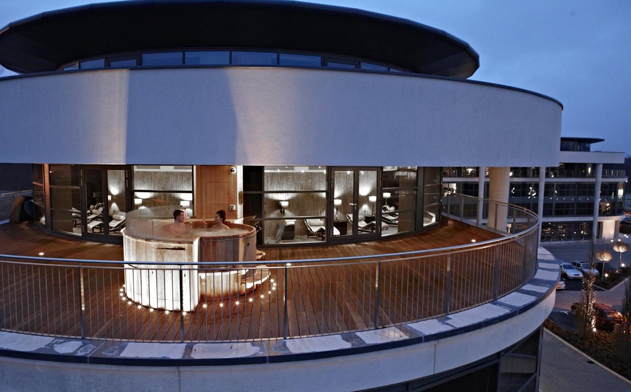 Brooklands Spa Hotel in Weybridge