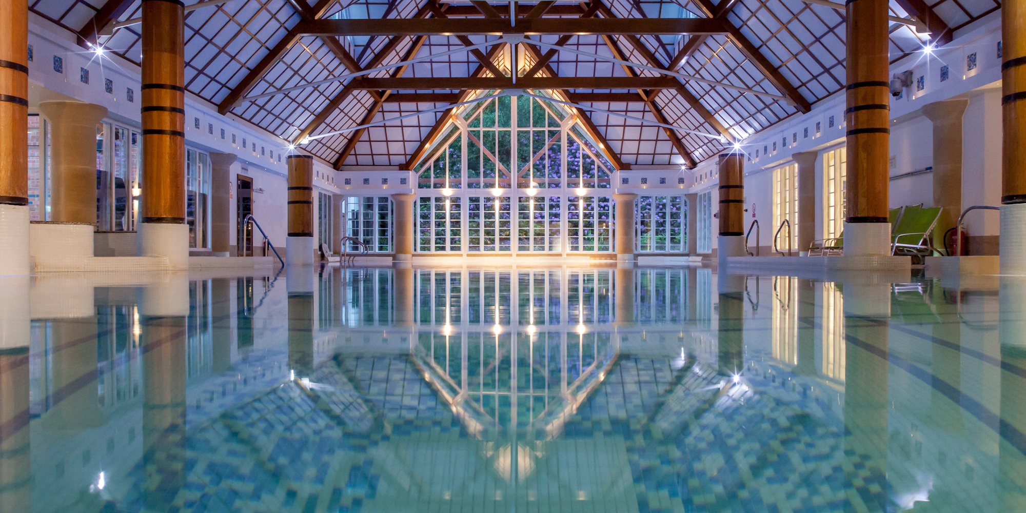 Champneys Forest Mere Spa in Liphook, Hampshire