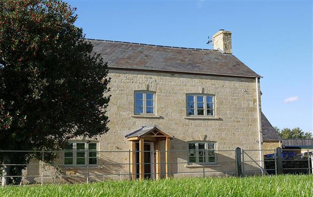 Lower Farmhouse, Todenham, Moreton-in-Marsh, Cotswolds