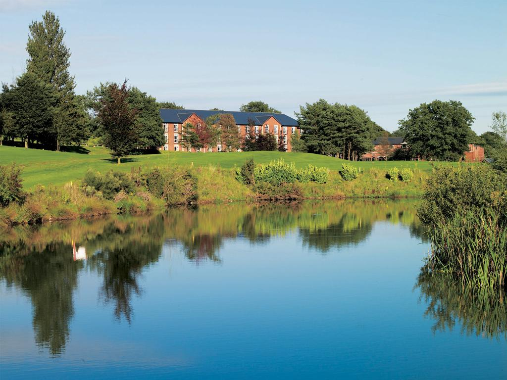 Macdonald Hill Valley Hotel in Shropshire