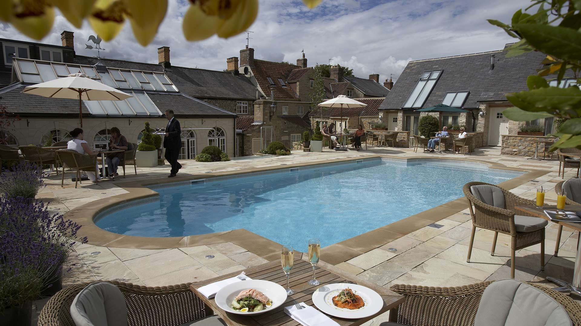 Verbena Spa at Feversham Arms Hotel, North Yorkshire