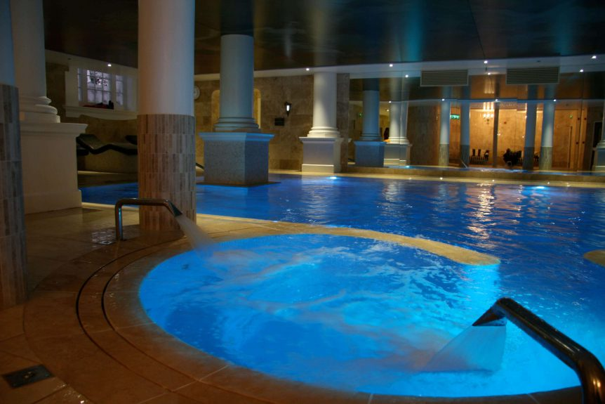 Marriott Bexleyheath Spa Hotel in North Kent, UK