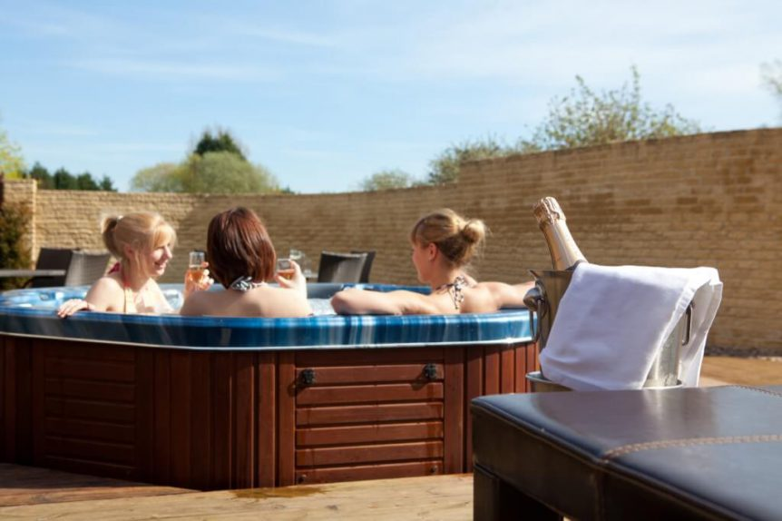 Bicester Hotel Golf and Spa in Chesterton