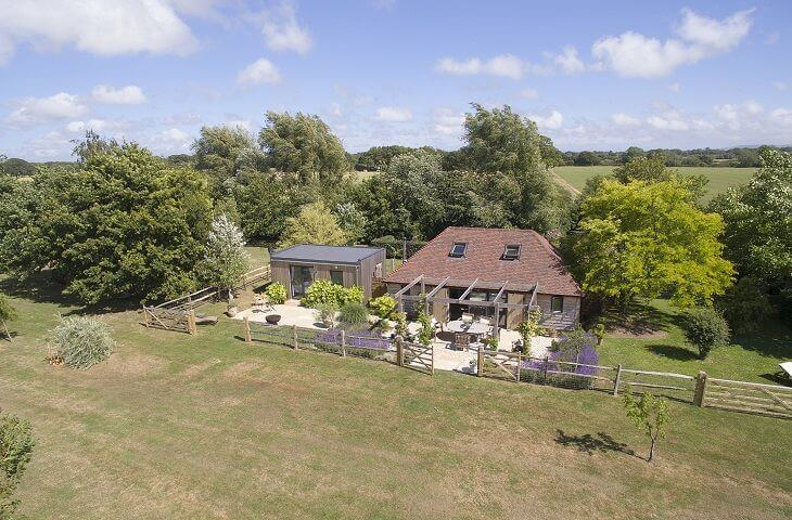 Cherrystone Barn in Sussex