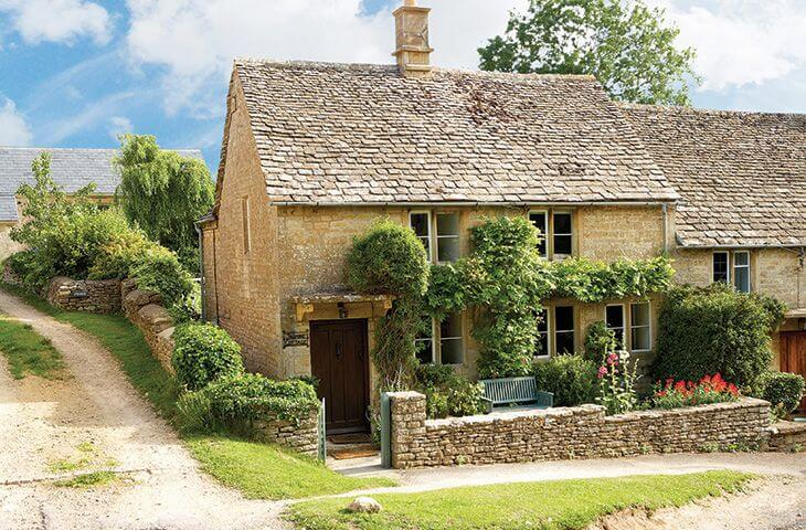 Jasmine Cottage in the Cotswolds