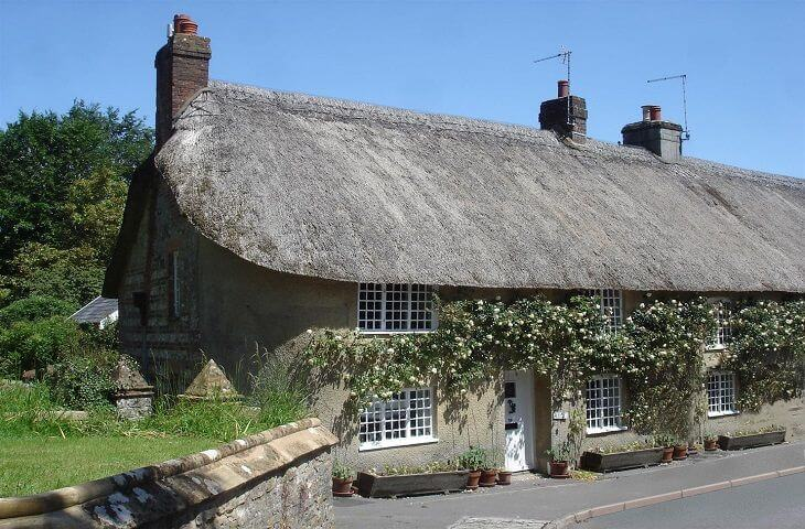 Laundry Cottage in Dorset