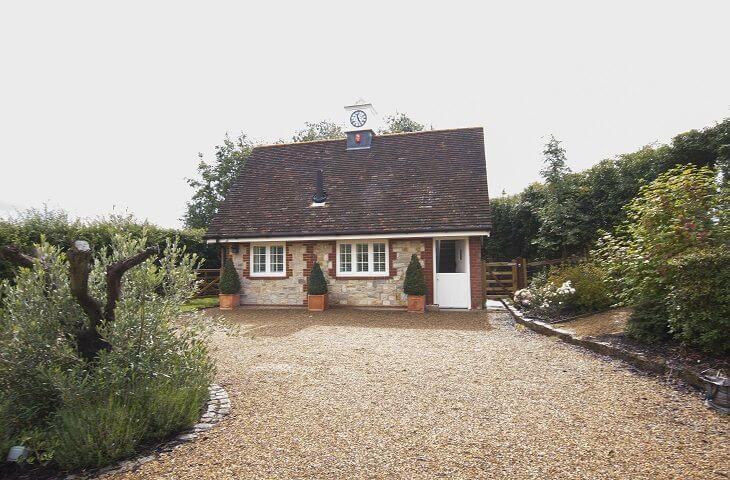 Sakers Cottage in Kent