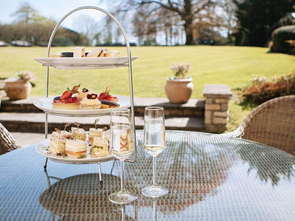 Bannatyne Charlton House in Somerset - Afternoon Tea