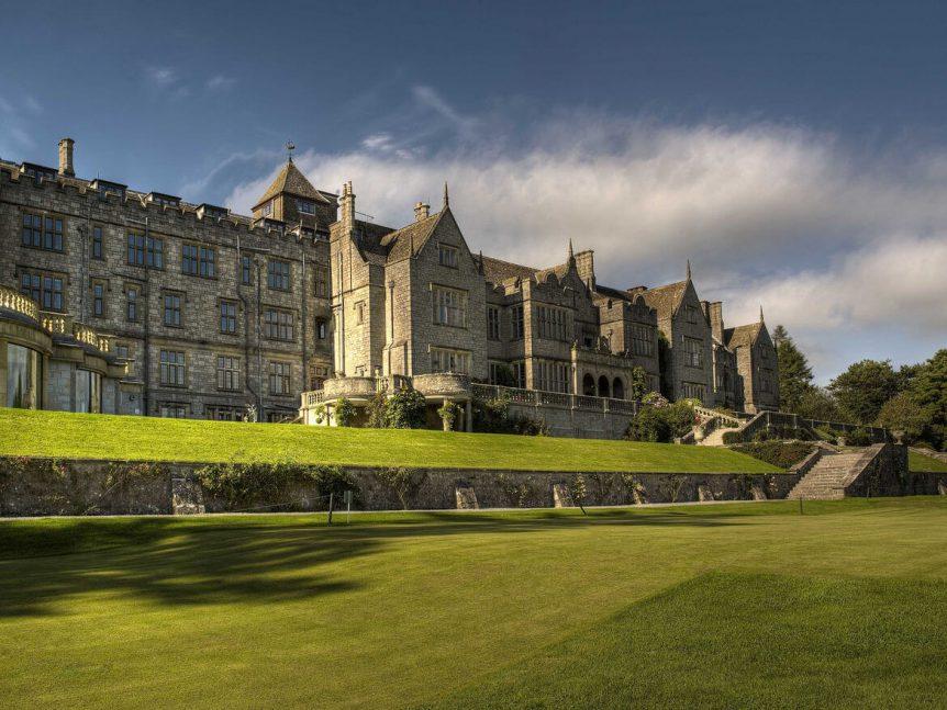 Bovey Castle Spa Hotel in Devon