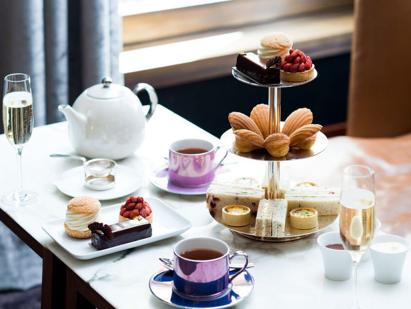 Bulgari Hotel London - Afternoon Tea