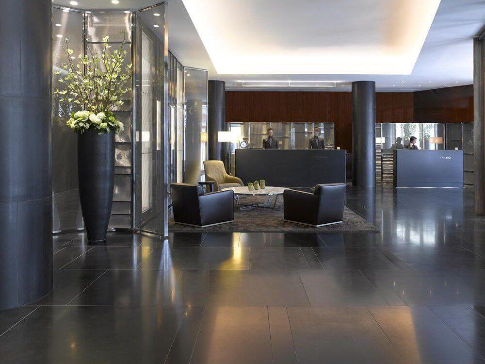 Bulgari Hotel Spa London - Entrance