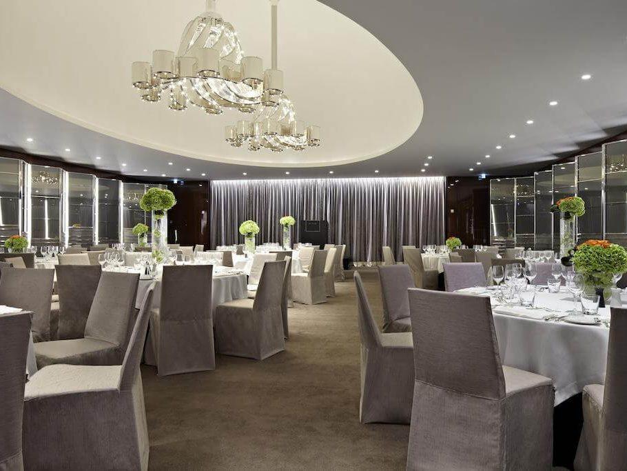 Bulgari Hotel Spa London - Restaurant