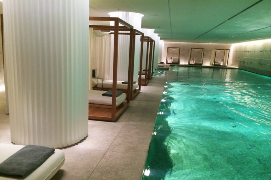 Bulgari Hotel & Spa, Knightsbridge, London