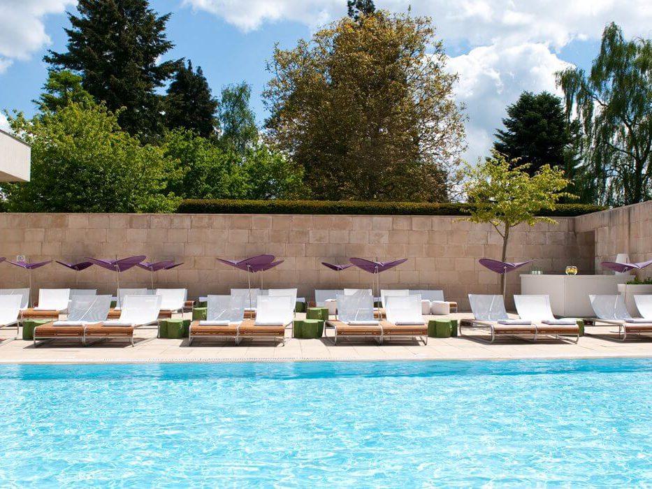 Cowley Manor Spa Hotel