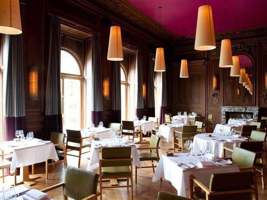 Cowley Manor Hotel Spa - Restaurant