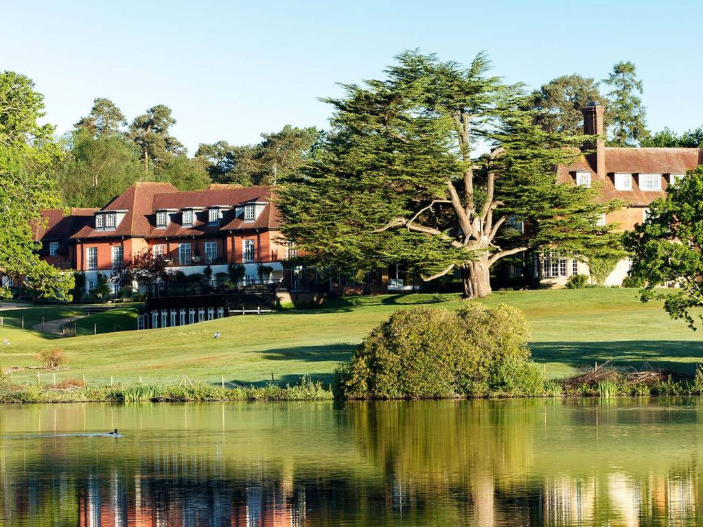 Champneys Forest Mere in Liphook