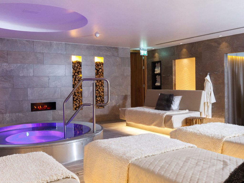Champneys Forest Mere Spa - Relaxation Area
