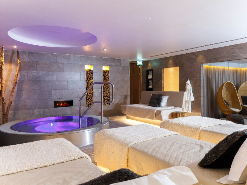 Champneys Tring Spa - Relaxation Area