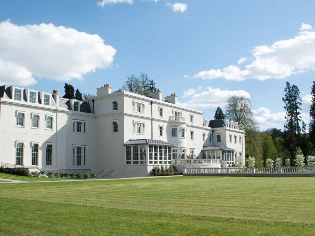 Coworth Park Hotel & Spa - Croquet Lawn