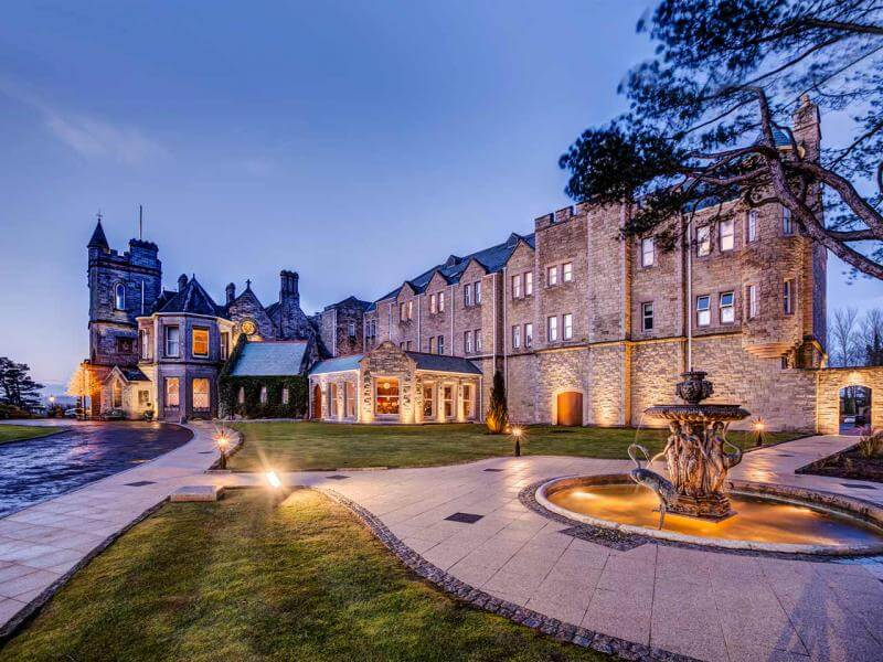 Culloden Spa Hotel in Belfast