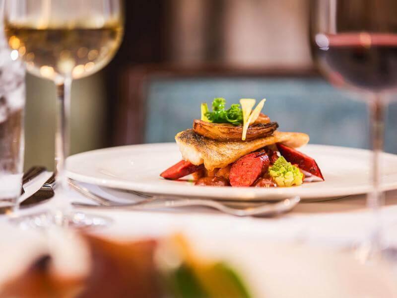 Culloden Estate & Spa - Dining
