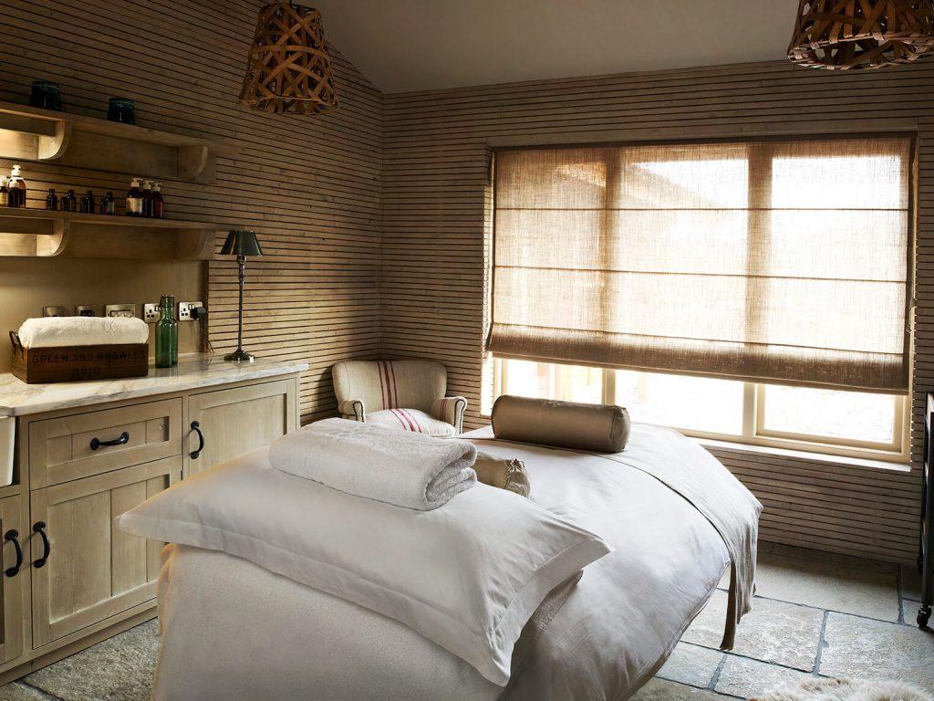 Archerfield House Spa -Treatment Room