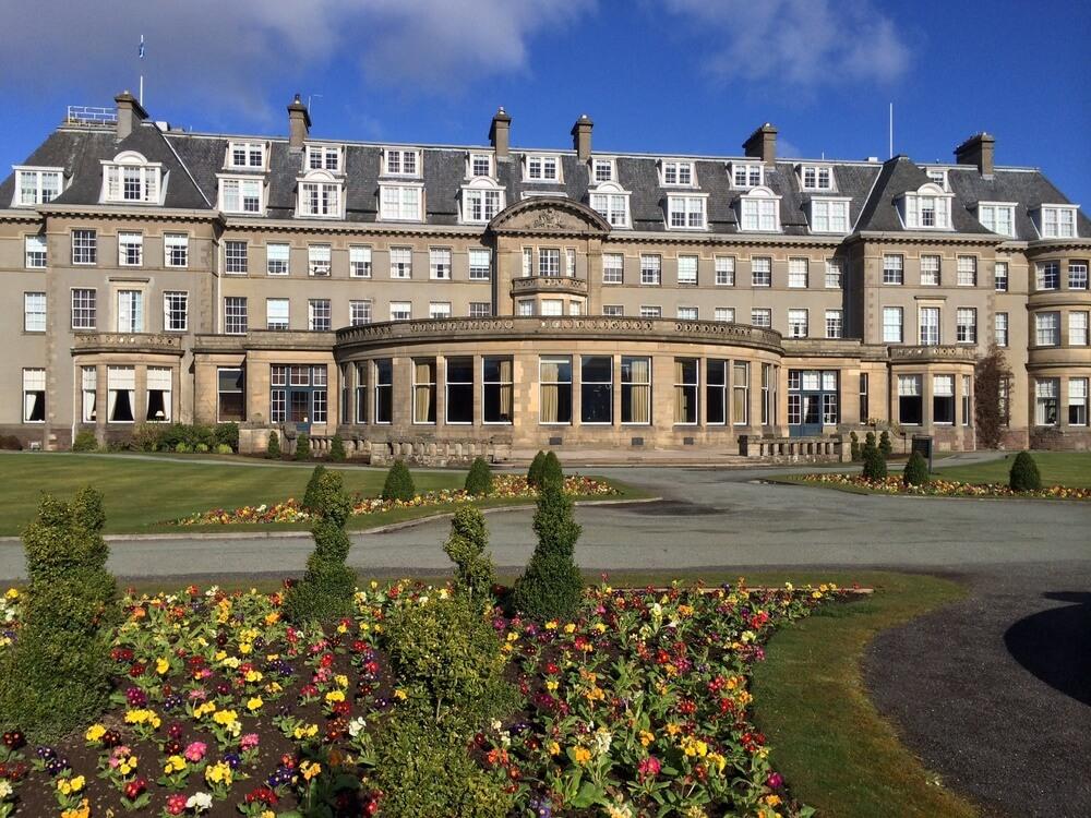Gleneagles Spa Hotel
