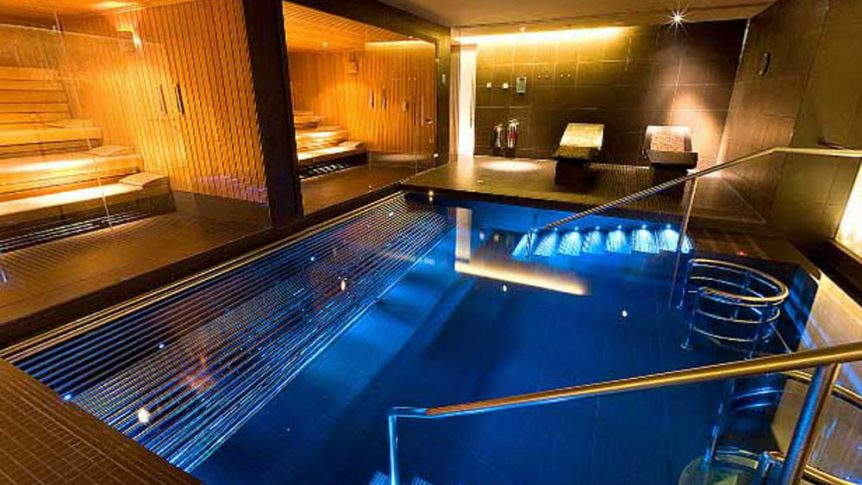 Gleneagles Spa Hotel - Pool