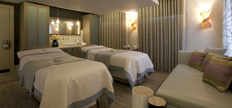 Dormy House Spa -Couples Treatment Room