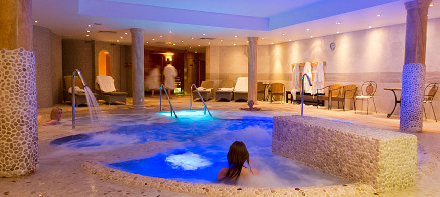 Lion Quays Hotel & Spa in Shropshire