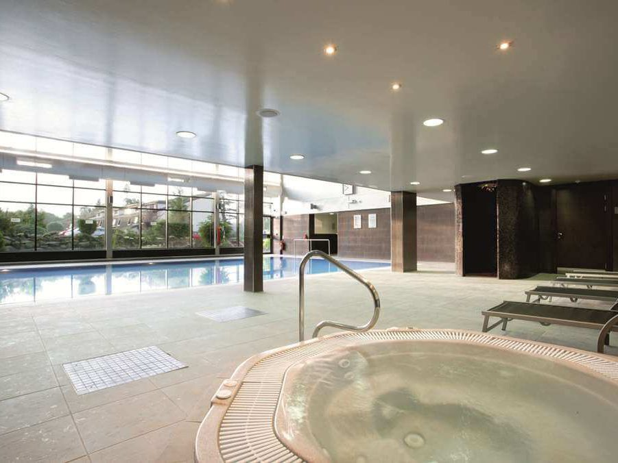 Macdonald Hill Valley Spa Shropshire