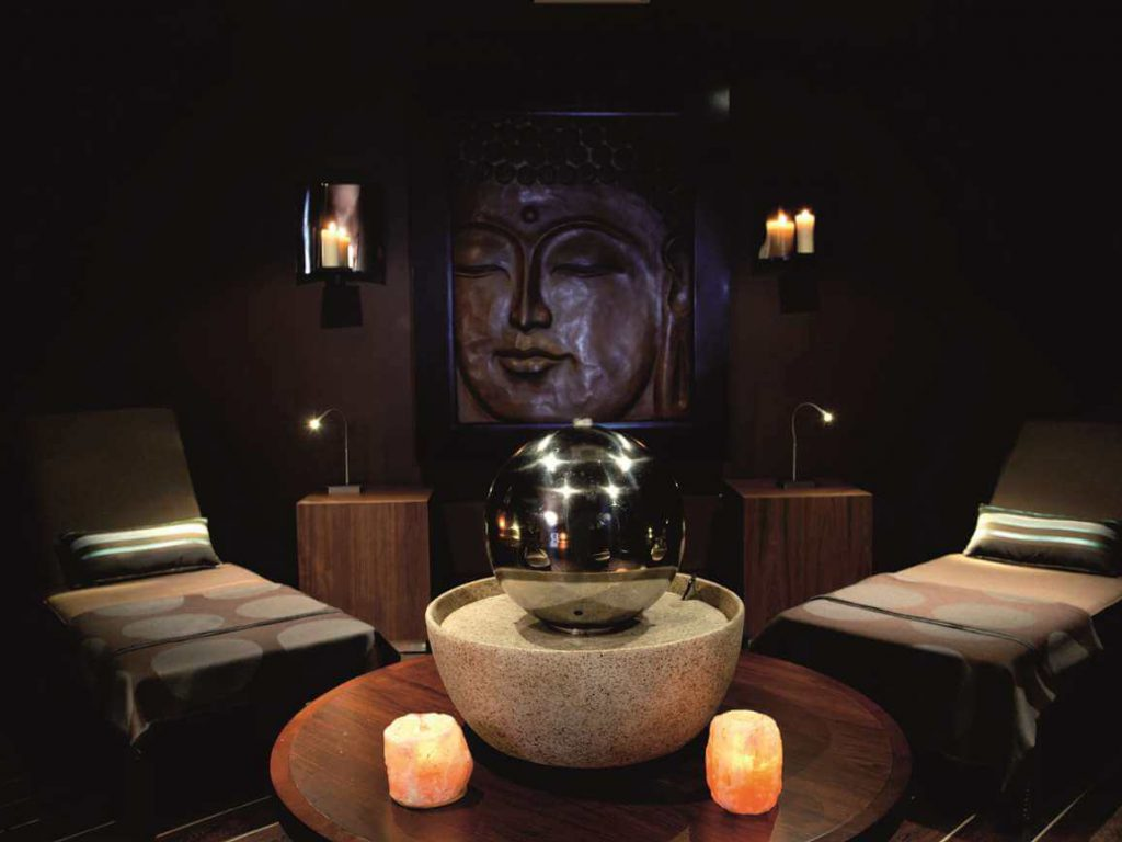 Macdonald Hill Valley Spa - Relaxation Room