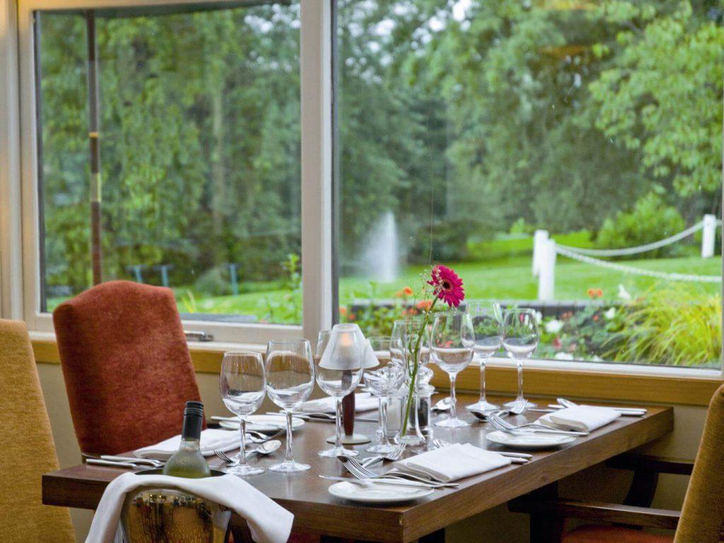 Macdonald Hill Valley Hotel - Restaurant