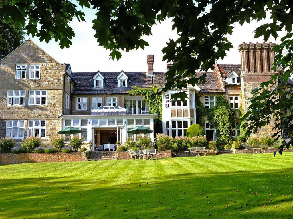 Ockenden Manor Hotel Spa in West Sussex