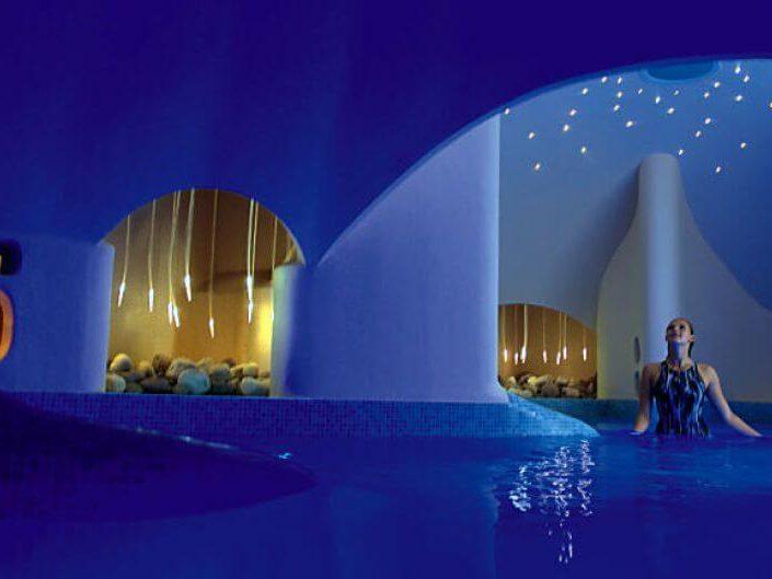 Ragdale Hall Spa - Candle Pool