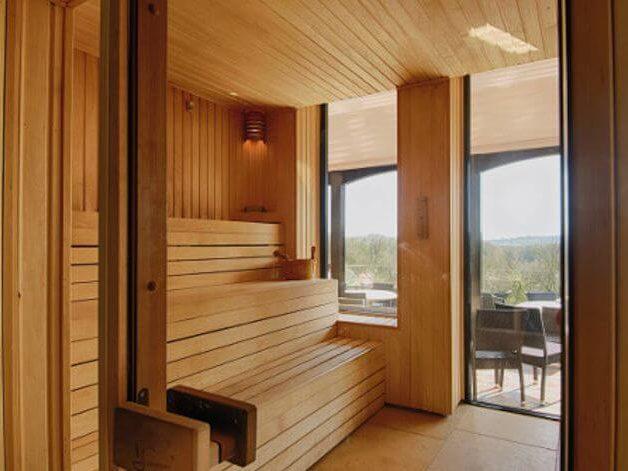 Reynolds Retreat Spa in Kent - Sauna
