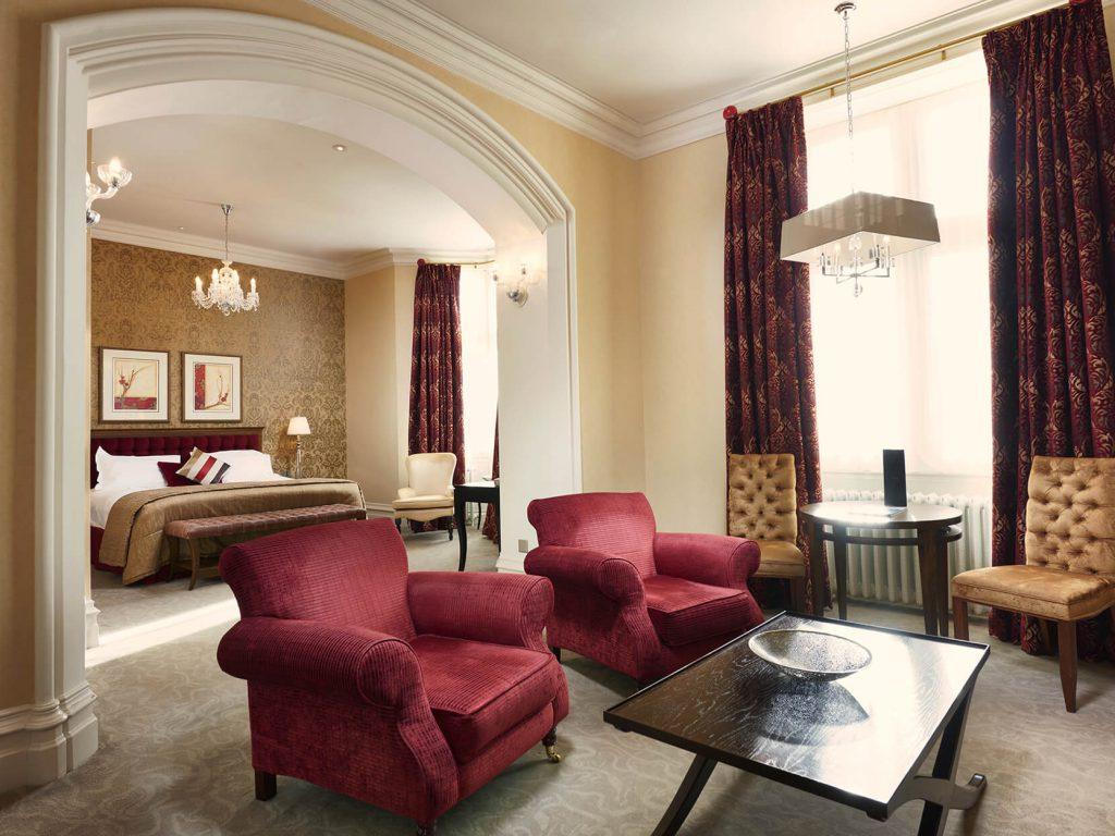 Rockliffe Hall Hotel - Superior Suite