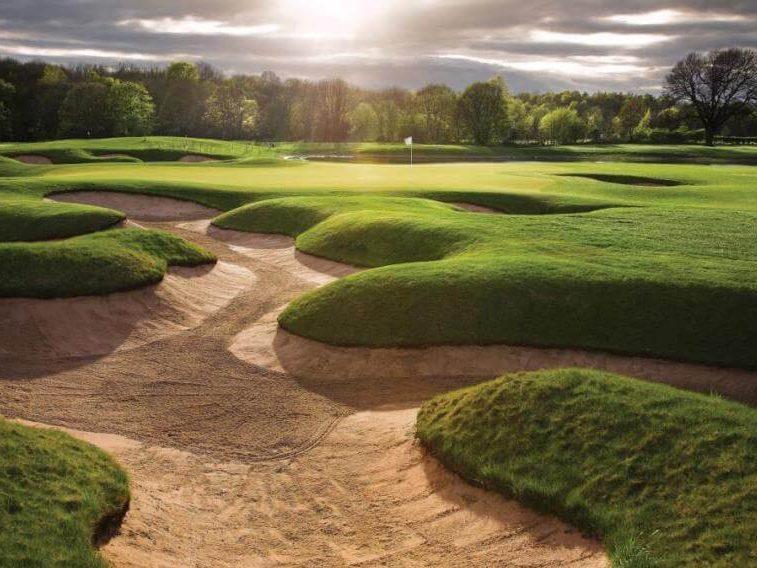 Rockliffe Hall Hotel - Golf Course