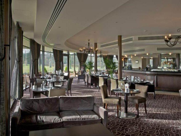 Rockliffe Hall Hotel - Restaurant